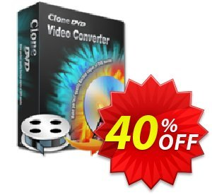 CloneDVD Video Converter 2 Years/1 PC 優惠券,折扣碼 CloneDVD Video Converter 2 Years/1 PC stunning promo code 2019,促銷代碼: stunning promo code of CloneDVD Video Converter 2 Years/1 PC 2019