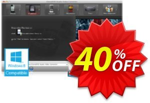 Video Converter for Mac lifetime/1 PC Coupon, discount Video Converter for Mac lifetime/1 PC hottest sales code 2020. Promotion: hottest sales code of Video Converter for Mac lifetime/1 PC 2020