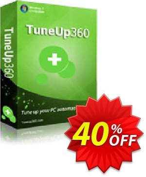 TuneUp360 1 Year License for 1 PC Coupon, discount TuneUp360 1 Year License for 1 PC awesome promotions code 2020. Promotion: awesome promotions code of TuneUp360 1 Year License for 1 PC 2020
