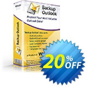 BackupOutlook Coupon, discount BackupOutlook dreaded deals code 2020. Promotion: dreaded deals code of BackupOutlook 2020