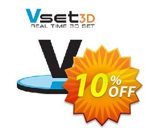 Vset3D Show Coupon discount Vset3D Show Amazing deals code 2021. Promotion: Amazing deals code of Vset3D Show 2021