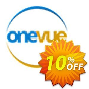 OneVue Upgrade 1.3 Coupon, discount OneVue Upgrade 1.3 exclusive discount code 2020. Promotion: exclusive discount code of OneVue Upgrade 1.3 2020