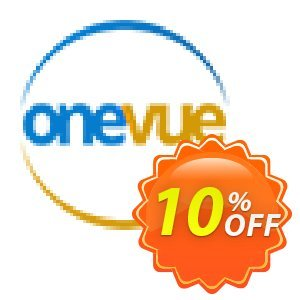 OneVue Upgrade 2.5 Coupon, discount OneVue Upgrade 2.5 stirring discount code 2020. Promotion: stirring discount code of OneVue Upgrade 2.5 2020