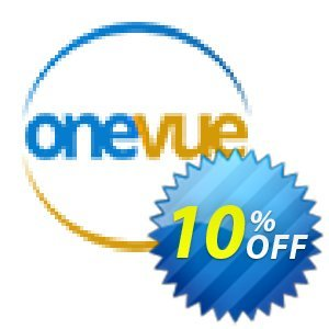 OneVue Upgrade 4.5 Coupon, discount OneVue Upgrade 4.5 impressive promo code 2020. Promotion: impressive promo code of OneVue Upgrade 4.5 2020