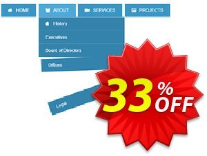Animated Drop Down Menu Extension for WYSIWYG Web Builder Coupon discount Animated Drop Down Menu Extension for WYSIWYG Web Builder Imposing deals code 2019. Promotion: exclusive offer code of Animated Drop Down Menu Extension for WYSIWYG Web Builder 2019