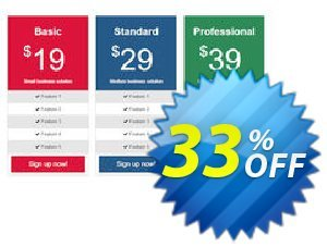 Pricing Tables Extension for WYSIWYG Web Builder Coupon, discount Pricing Tables Extension for WYSIWYG Web Builder staggering promo code 2019. Promotion: stunning discount code of Pricing Tables Extension for WYSIWYG Web Builder 2019