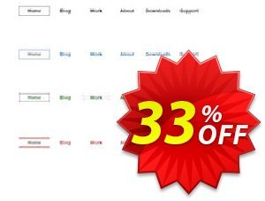 Animated Line Menu Extension for WYSIWYG Web Builder Coupon, discount Animated Line Menu Extension for WYSIWYG Web Builder exclusive deals code 2019. Promotion: special sales code of Animated Line Menu Extension for WYSIWYG Web Builder 2019