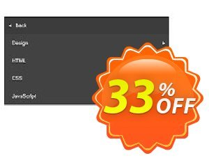 Drilldown Menu Extension for WYSIWYG Web Builder Coupon, discount Drilldown Menu Extension for WYSIWYG Web Builder stirring promotions code 2019. Promotion: imposing discounts code of Drilldown Menu Extension for WYSIWYG Web Builder 2019