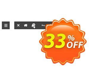 Slideout Menu Extension for WYSIWYG Web Builder 프로모션 코드 WYSIWYG Web Builder 25% Discount 프로모션: impressive sales code of Slideout Menu Extension for WYSIWYG Web Builder 2020