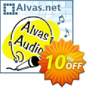 Alvas.Audio Lifetime Single License Coupon, discount Alvas.Audio Lifetime Single License amazing offer code 2020. Promotion: amazing offer code of Alvas.Audio Lifetime Single License 2020