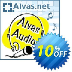Alvas.Audio Update without source Coupon, discount Alvas.Audio Update without source fearsome sales code 2020. Promotion: fearsome sales code of Alvas.Audio Update without source 2020