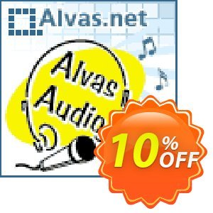 Alvas.Audio Update with source Coupon, discount Alvas.Audio Update with source dreaded deals code 2020. Promotion: dreaded deals code of Alvas.Audio Update with source 2020