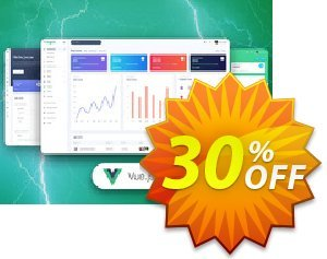 Vue Argon Dashboard PRO Coupon discount Vue Argon Dashboard PRO exclusive sales code 2020. Promotion: exclusive sales code of Vue Argon Dashboard PRO 2020