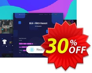 BLK Design System PRO React discount coupon BLK Design System PRO React Awesome discounts code 2020 - stunning deals code of BLK Design System PRO React 2020