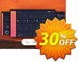 Black Dashboard PRO Laravel discounts