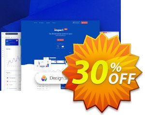Impact Design System PRO Coupon, discount YK6K. Promotion: Wondrous offer code of Impact Design System PRO 2020
