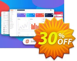 Argon Dashboard PRO Svelte discount coupon Argon Dashboard PRO Svelte Amazing deals code 2020 - Amazing deals code of Argon Dashboard PRO Svelte 2020