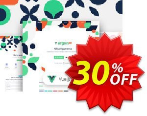 Vue Argon Design System PRO discount coupon Vue Argon Design System PRO Best sales code 2020 - Best sales code of Vue Argon Design System PRO 2020