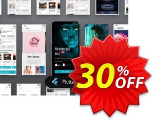 Material Kit PRO Flutter discount coupon Material Kit PRO Flutter Awesome promotions code 2020 - Awesome promotions code of Material Kit PRO Flutter 2020