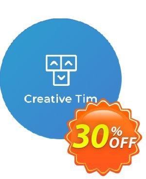 Creative-Tim Winter Vuejs Bundle 프로모션 코드 Winter Vuejs Bundle Excellent discount code 2020 프로모션: Excellent discount code of Winter Vuejs Bundle 2020