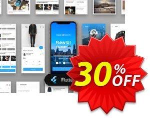 Now UI PRO Flutter Coupon, discount Now UI PRO Flutter Impressive promotions code 2021. Promotion: Impressive promotions code of Now UI PRO Flutter 2021