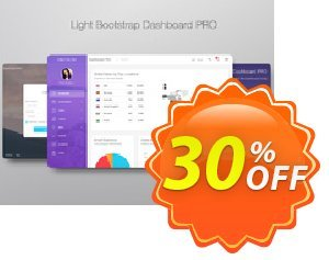 Light Bootstrap Dashboard Pro Coupon discount Light Bootstrap Dashboard Pro hottest discount code 2020 - hottest discount code of Light Bootstrap Dashboard Pro 2020