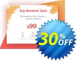 Big Bundle Summer Sale offering sales