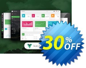 Vue Material Dashboard PRO Coupon discount Vue Material Dashboard PRO stirring discount code 2019 - stirring discount code of Vue Material Dashboard PRO 2019