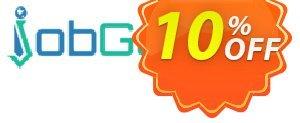 JobGator discount coupon JobGator fearsome promo code 2020 - fearsome promo code of JobGator 2020