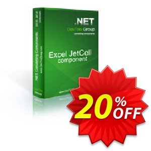 Excel Jetcell .NET - Developer License PRO  세일