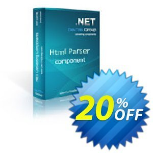 Html Parser .NET - Update Coupon, discount Html Parser .NET - Update excellent promotions code 2019. Promotion: excellent promotions code of Html Parser .NET - Update 2019