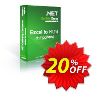 Excel To Html .NET - High-priority Support discount coupon Excel To Html .NET - High-priority Support imposing promo code 2020 - imposing promo code of Excel To Html .NET - High-priority Support 2020