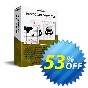 Puzzle Maker - Nonogram Complete discount coupon Puzzle Maker - Nonogram Complete Big discount code 2020 - Big discount code of Puzzle Maker - Nonogram Complete 2020