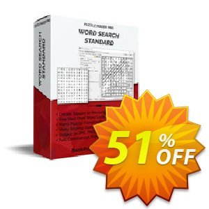 Puzzle Maker Pro - Word Search Standard discount coupon Puzzle Maker Pro - Word Search Standard Awful discount code 2020 - Awful discount code of Puzzle Maker Pro - Word Search Standard 2020