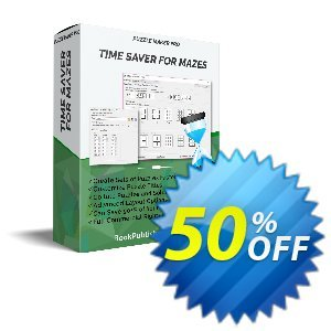Puzzle Maker Pro - Time Saver for Mazes discount coupon Puzzle Maker Pro - Time Saver for Mazes Fearsome promo code 2020 - Fearsome promo code of Puzzle Maker Pro - Time Saver for Mazes 2020