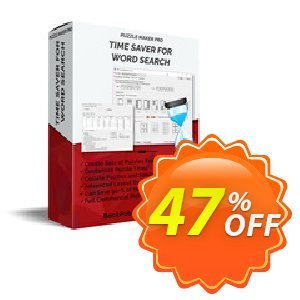 Puzzle Maker Pro - Time Saver for Word Search Coupon discount Puzzle Maker Pro - Time Saver for Word Search Amazing promo code 2020. Promotion: Amazing promo code of Puzzle Maker Pro - Time Saver for Word Search 2020