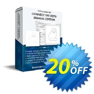Puzzle Maker Pro - Connect the Dots - Manual Edition discount coupon Puzzle Maker Pro - Connect the Dots - Manual Edition Stirring discounts code 2020 - Stirring discounts code of Puzzle Maker Pro - Connect the Dots - Manual Edition 2020