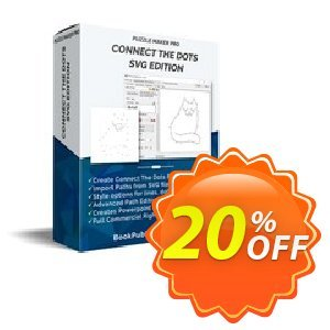 Puzzle Maker Pro - Connect the Dots - SVG Edition discount coupon Puzzle Maker Pro - Connect the Dots - SVG Edition Exclusive offer code 2020 - Exclusive offer code of Puzzle Maker Pro - Connect the Dots - SVG Edition 2020