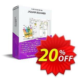 Puzzle Maker Pro - JigSaw Squares discount coupon Puzzle Maker Pro - JigSaw Squares Awesome promotions code 2021 - Awesome promotions code of Puzzle Maker Pro - JigSaw Squares 2021