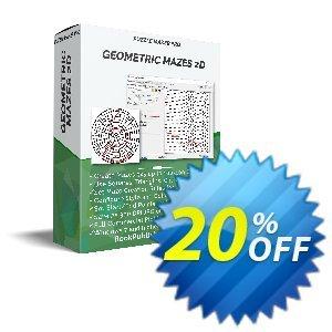 Puzzle Maker Pro - Geometric Mazes 2D discount coupon Puzzle Maker Pro - Geometric Mazes 2D Amazing deals code 2021 - Amazing deals code of Puzzle Maker Pro - Geometric Mazes 2D 2021