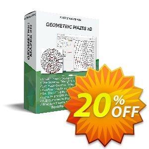 Puzzle Maker Pro - Geometric Mazes 2D (Sidegrade) discount coupon Puzzle Maker Pro - Geometric Mazes 2D (Sidegrade) Amazing discount code 2021 - Amazing discount code of Puzzle Maker Pro - Geometric Mazes 2D (Sidegrade) 2021