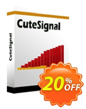 Cutesignal  - Monthly Subscription Coupon, discount Cutesignal  - Monthly Subscription staggering promo code 2019. Promotion: amazing offer code of Cutesignal  - Monthly Subscription 2019