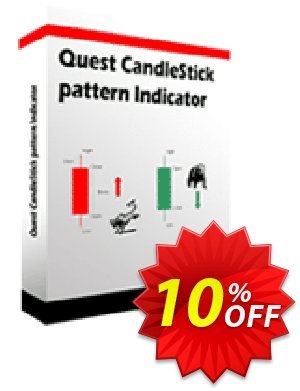 Quest Candlestick Pattern Indicator Coupon discount Quest Candlestick Pattern Indicator impressive sales code 2019. Promotion: imposing discounts code of Quest Candlestick Pattern Indicator 2019