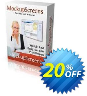 MockupScreens Single User Coupon, discount MockupScreens Single User impressive promo code 2021. Promotion: impressive promo code of MockupScreens Single User 2021