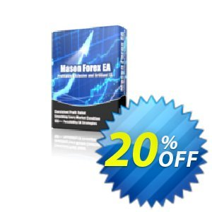 Mason Forex EA Standard Plan Coupon, discount Mason Forex EA Standard Plan amazing offer code 2021. Promotion: amazing offer code of Mason Forex EA Standard Plan 2021