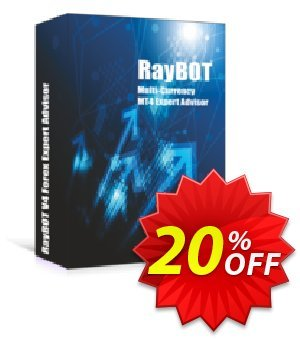 RayBOT EA Lifetime License 優惠券,折扣碼 RayBOT EA Lifetime License staggering discounts code 2020,促銷代碼: staggering discounts code of RayBOT EA Lifetime License 2020