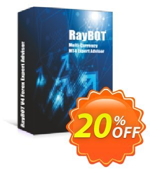 RayBOT EA Single Account Annual Subscription割引コード・RayBOT EA Single Account Annual Subscription super promo code 2020 キャンペーン:super promo code of RayBOT EA Single Account Annual Subscription 2020