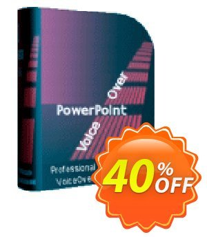 VoiceOver PowerPoint Plug-in Coupon, discount VoiceOver PowerPoint Plug-in awesome promo code 2019. Promotion: awesome promo code of VoiceOver PowerPoint Plug-in 2019