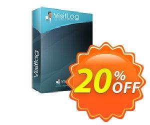 VisitLog - Visitor Management Software Coupon, discount VisitLog - Visitor Management Software awful discounts code 2019. Promotion: awful discounts code of VisitLog - Visitor Management Software 2019