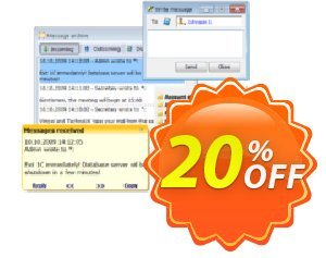 Winsent Messenger (Single user license) Coupon discount Winsent Messenger (Single user license) best sales code 2021